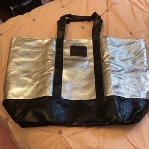 Brand New Xtra Large tote bag Victoria's Secret